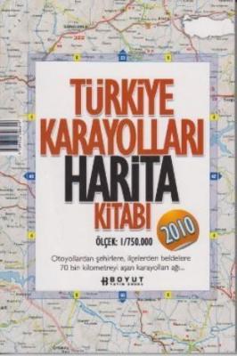 Türkiye Karayolları Harita Kitabı 2010 Kolektif