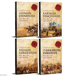 Türk'ün Tarihi Kitap Seti (4 Kitap) Ali Güler