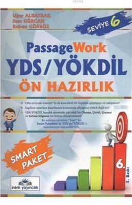 YDS Passagework Ön Hazırlık Seviye 6 Uğur Albayrak